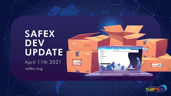 The World Marketplace Wallet povered by Safex Blockchain