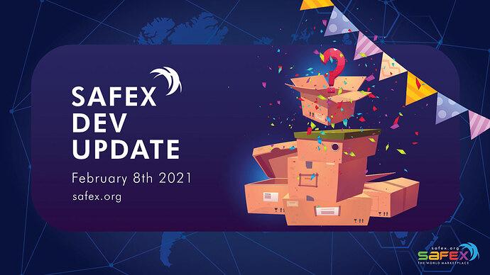 Marketplace-Platform-on-Safex-Blockchain