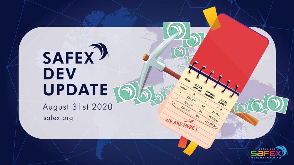 Safex-Mining-Reward-Increase-Safex-E-commerce-Development